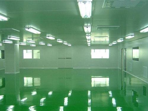 菌菇厂无尘车间装修万级无尘车间的要求及装修措施都有哪些?