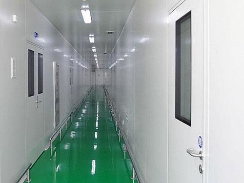 制药厂百级无尘车间工程市如何进行维护和治理的?